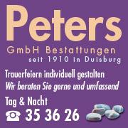 Bestattungen Peters