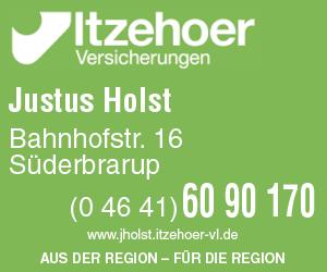 Itzehoer Versicherung Justus Holst, Süderbrarup