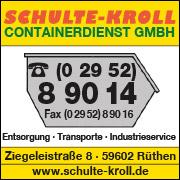 Schulte Kroll GmbH