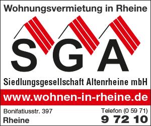 Siedlungsgesellschaft Altenrheine mbH