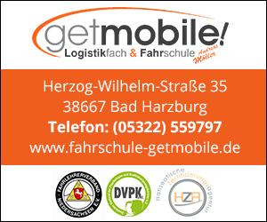 get mobile Logistikfach- & Fahrschule