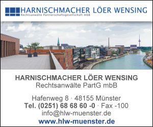 Harnischmacher-Löer-Wensing Rechtsanwälte Partnergesellschaft mbB