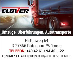 Clüver Frachtkontor GmbH