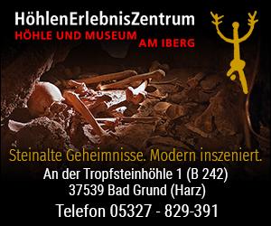 Höhlen Erlebnis Zentrum Iberger Tropfsteinhöhle