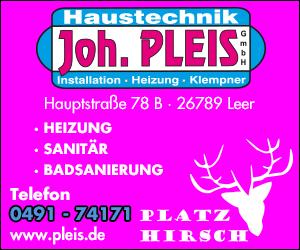 Haustechnik Johann Pleis GmbH
